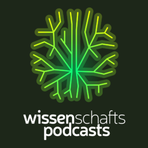 dunkles Logo von WissPod
