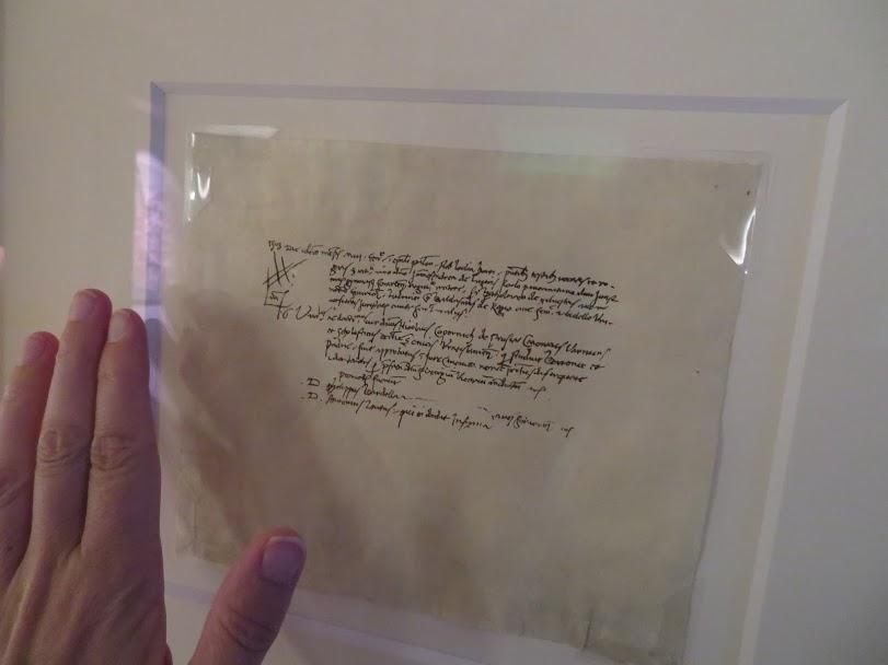 das Doktordiplom von Nikolaus Kopernikus